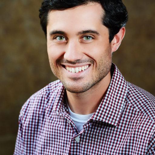 Adam Clinch Headshot