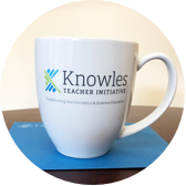 Knowles Teacher Initiative White Mug
